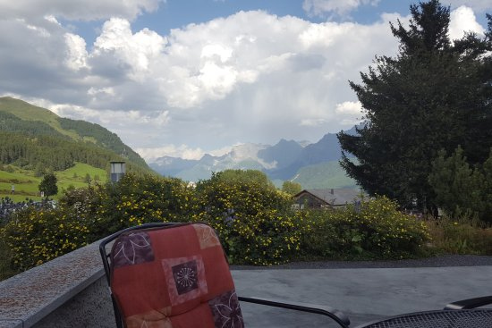 Guarda, Suiza: Aussicht_large.jpg