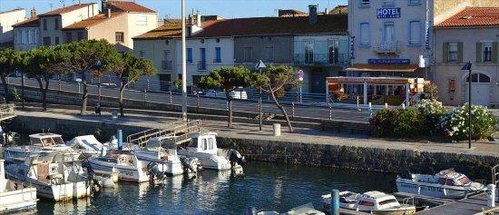 La Salle De Restaurant Picture Of Hotel Du Port Port La Nouvelle - Hotel du port port la nouvelle