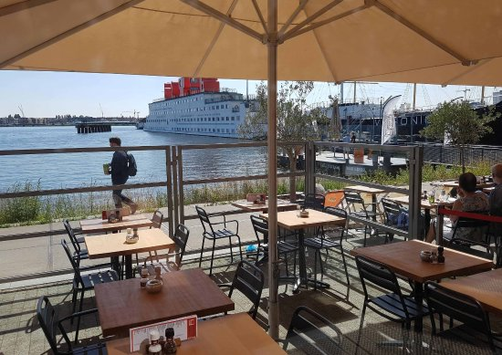 het ij amsterdam restaurant