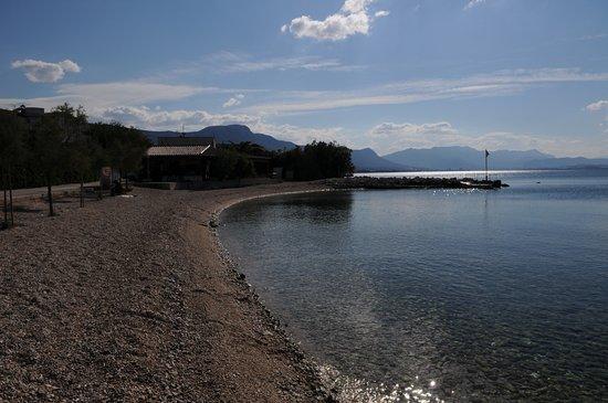 Kastel Stafilic, Kroatia: Místní pláže
