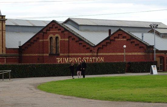 Spotswood, Australia: Pumping Station