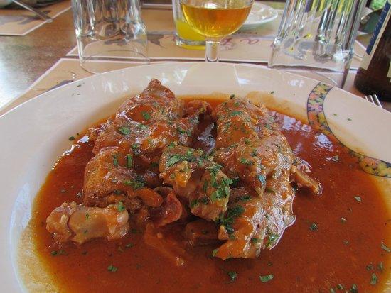 Restaurante la roca peratallada restaurant reviews for Restaurante la roca