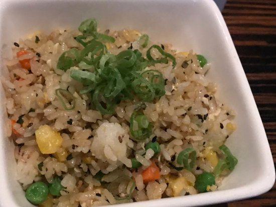 Center Valley, Pensilvania: fried rice