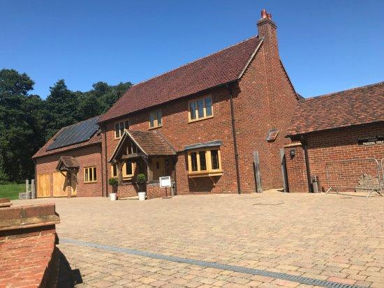 Picture of tewin bury farm hotel welwyn for Kingsbridge house