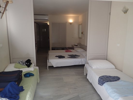 Santa Marina: chambre 123