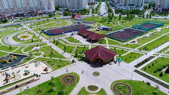 Park of Artyom Borovik