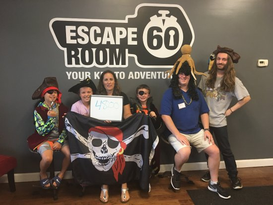 Escape The Room Williston
