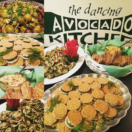 Dancing Avocado Kitchen: Catering