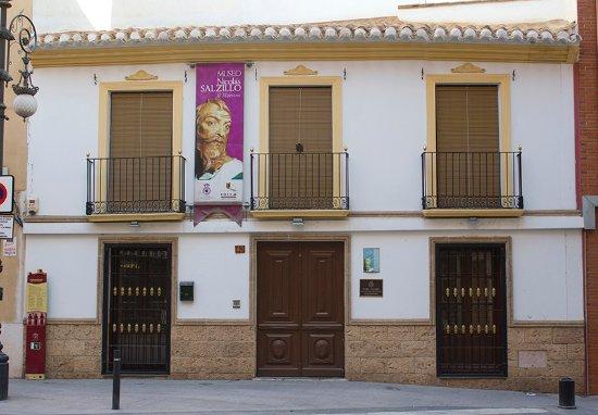 Museo de Arte Sacro Nicolas Salzillo: Museo de Arte Sacro Nicolás Salzillo, il Maestro, Lorca (Alto Guadalentin, Murcie), Espagne.