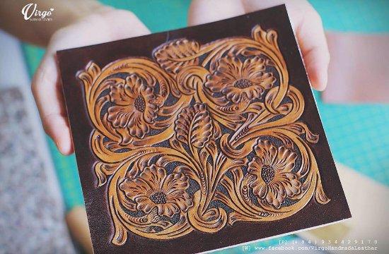 Virgo Handmade Leather
