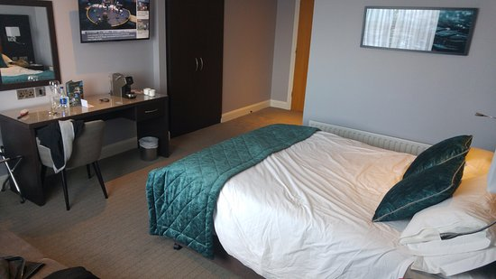 Grand Canal Hotel : Room 502