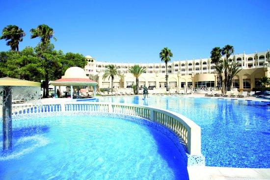 Hotel Palace Hammamet Marhaba ,Hotel view