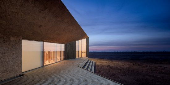 Ribe, Danemark: VADEHAVSCENTRET - Porten til UNESCO Verdensarv