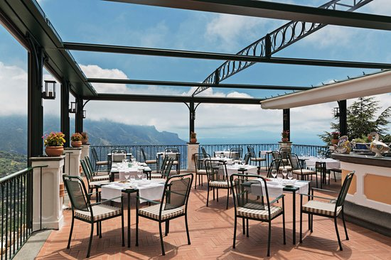 Terrazza Belvedere Ravello Restaurant Reviews Photos