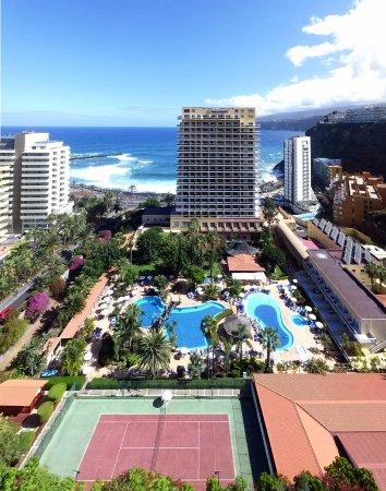 Bahia principe san felipe puerto de la cruz spanje foto 39 s reviews en prijsvergelijking - Hotel san felipe tenerife puerto de la cruz ...