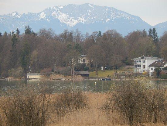 """Seeshaupt, Germany: это иллюстрации к моему отзыву """"Вид на Альпы"""" об этом рестрончике"""
