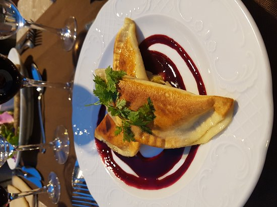 A la Table du Bon Roi Stanislas : Ravioles aux fromages