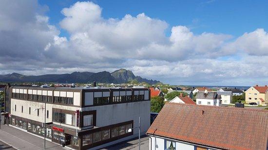 Thon Hotel Andrikken: Vista dalla camera