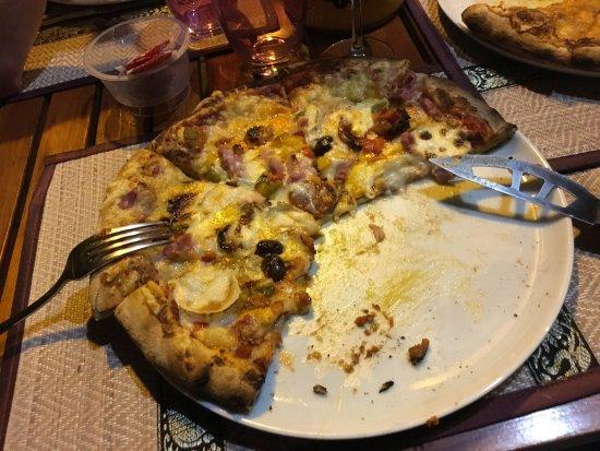 Pizza Pierrot : Morfalou !