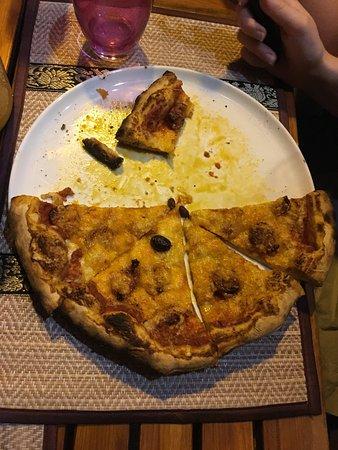 Pizza Pierrot : Chorizo