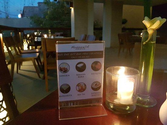 Mozzarella at The Magani Hotel: 20170808_183530_large.jpg