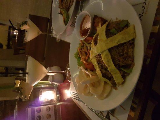 Mozzarella at The Magani Hotel: 20170808_184859_large.jpg