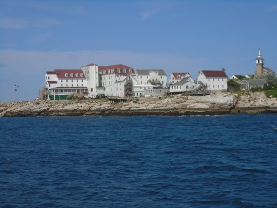 Isles of Shoals: One of the islands ohe Isle of Shoas