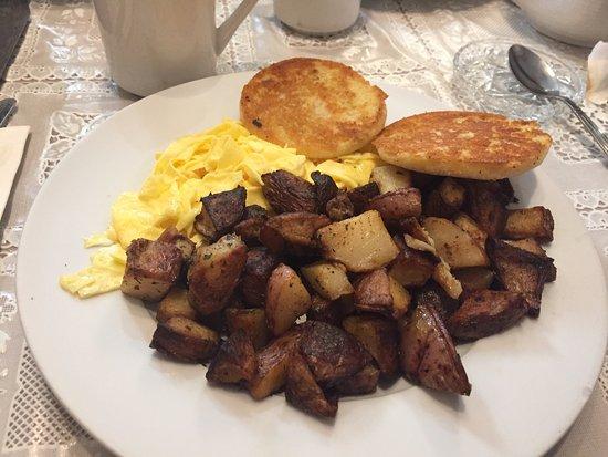 Haverhill, MA: My breakfast