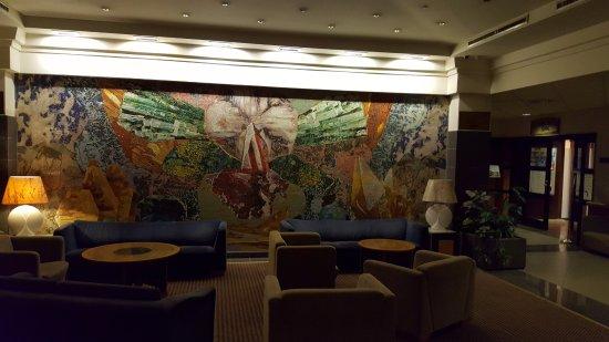 The Aquincum Hotel Budapest: El hall del SPA
