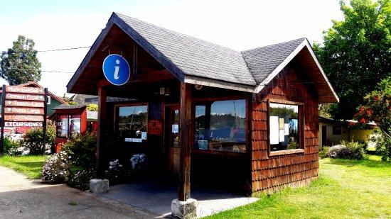 Фрутильяр, Чили: Centro de Información Turística Frutillar. Tourist Information Center