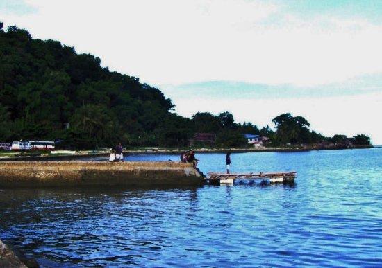 Jagna, الفلبين: seen from the balcony