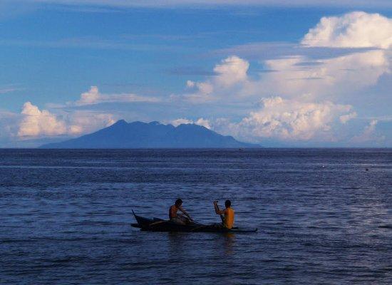 Jagna, الفلبين: a view to the sea