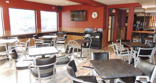 Motel Adams: Resto-bar