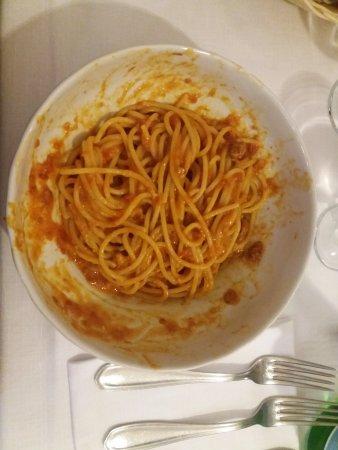 Hostaria Romana: Pasta!
