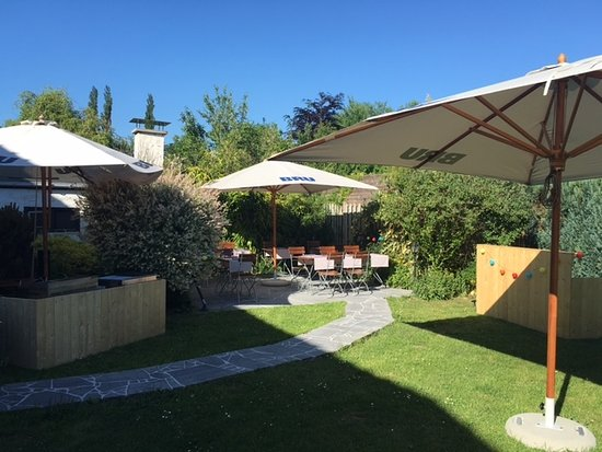 Valonia, Bélgica: Notre terrasse
