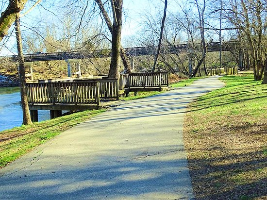 French Broad River Park