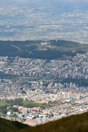 Teleferico Quito: Another spectacular view.
