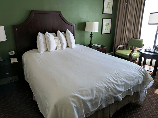Chancellor Hotel on Union Square: Bed