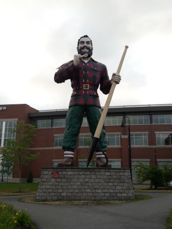 Paul Bunyan Statue Bangor All You Need To Know Before