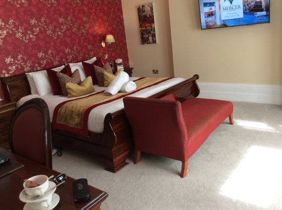 The Clarence Hotel : Room 5