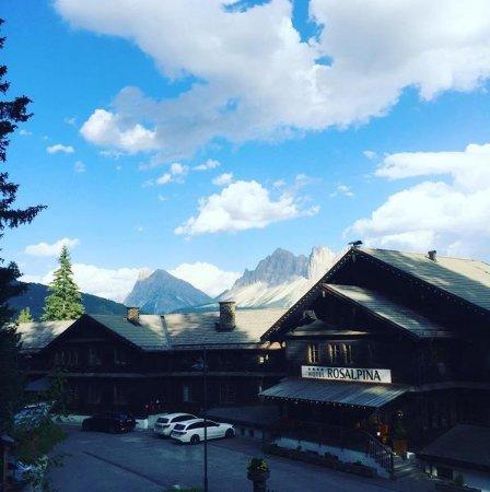 Hotel Rosalpina Dolomites Photo