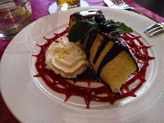 Fluffy cake con cioccolato all'arancia