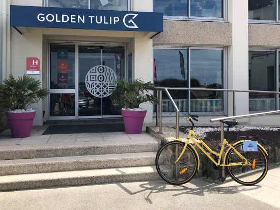 Golden Tulip Hôtel & Spa Roscoff - Valdys Resort