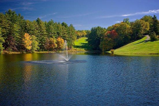 Roaring Gap, NC: The lake