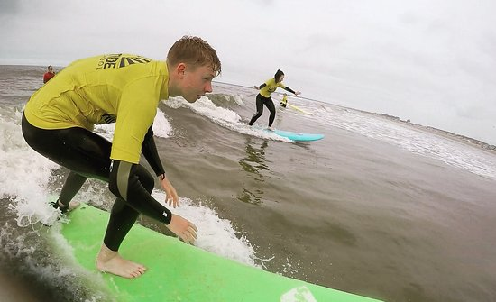 Hightide Surfschool