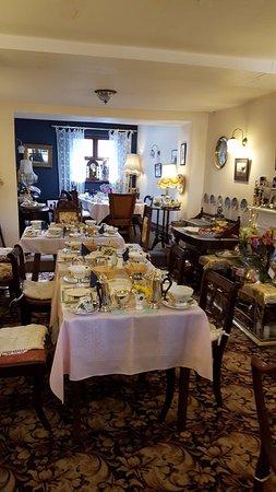 Ben View House: De ontbijtkamer