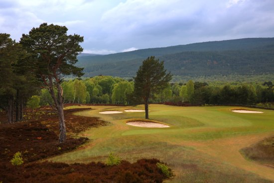 Aviemore, UK: The 9th hole