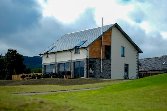Aviemore, UK: The Clubhouse Exterior