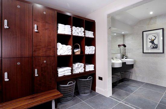 Aviemore, UK: Clubhouse interior