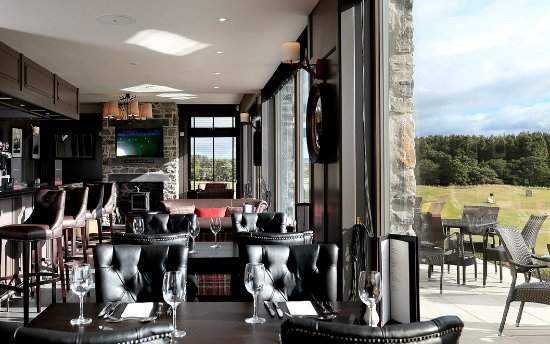Aviemore, UK: Clubhouse dining area
